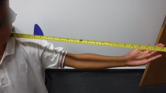 mide-brazo-extendido
